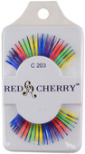 Red Cherry Lashes #C203 Red Cherry Lashes