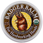 Badger Balm For Hardworking Hands (0.75 oz. / 21 g)