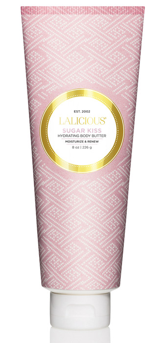 Lalicious Small Sugar Kiss Hydrating Body Butter (8 oz. / 226 g)