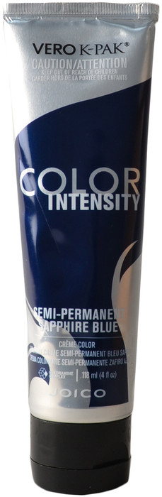Joico Vero K Pak Sapphire Blue Semi Permanent Hair Color