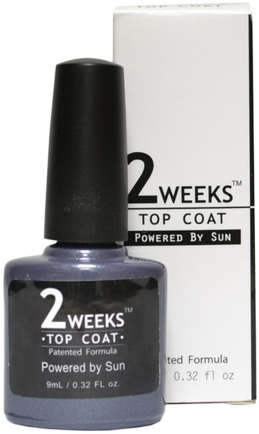 Powered by Sun 2 Weeks Top Coat