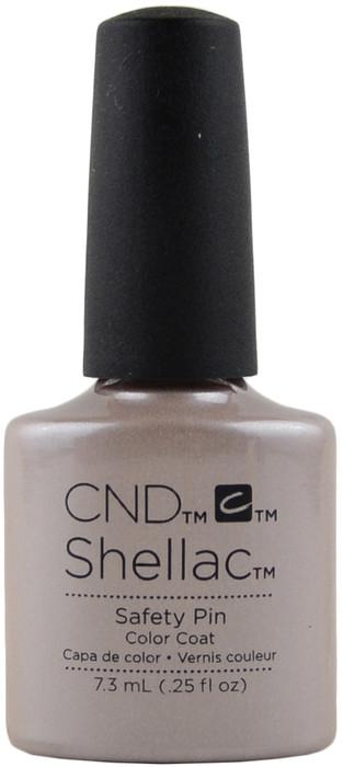 Cnd Shellac Safety Pin Uv Led Polish Free Shipping At Nail Polish Canada