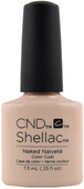 CND Shellac Naked Naivete (UV / LED Polish)