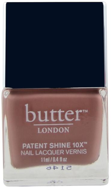 Butter London Mum's The Word Patent Shine 10X (Week Long Wear)