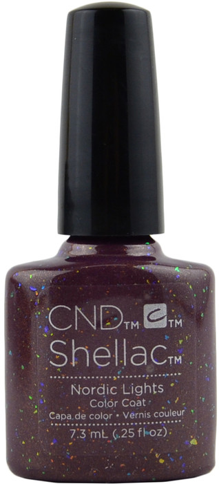 CND Shellac Nordic Lights (UV / LED Polish)