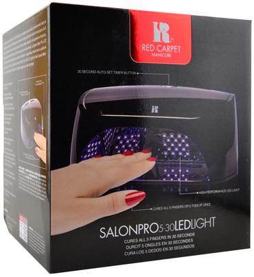 Red Carpet Manicure SalonPro 5-30 LED Light
