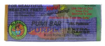 Pumi Bar Purple, Extra Coarse by Mr. Pumice