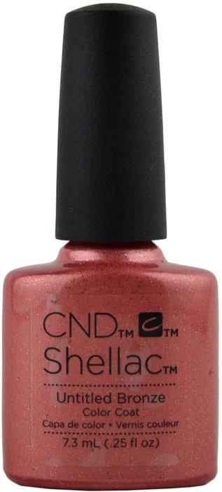 CND Shellac Untitled Bronze (UV / LED Polish)
