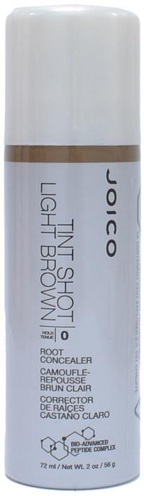 JOICO Light Brown Tint Shot Root Concealer (2 oz. / 56 g)
