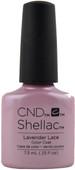 CND Shellac Lavender Lace (UV / LED Polish)
