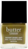 Butter London British Khaki Patent Shine 10X (Week Long Wear)