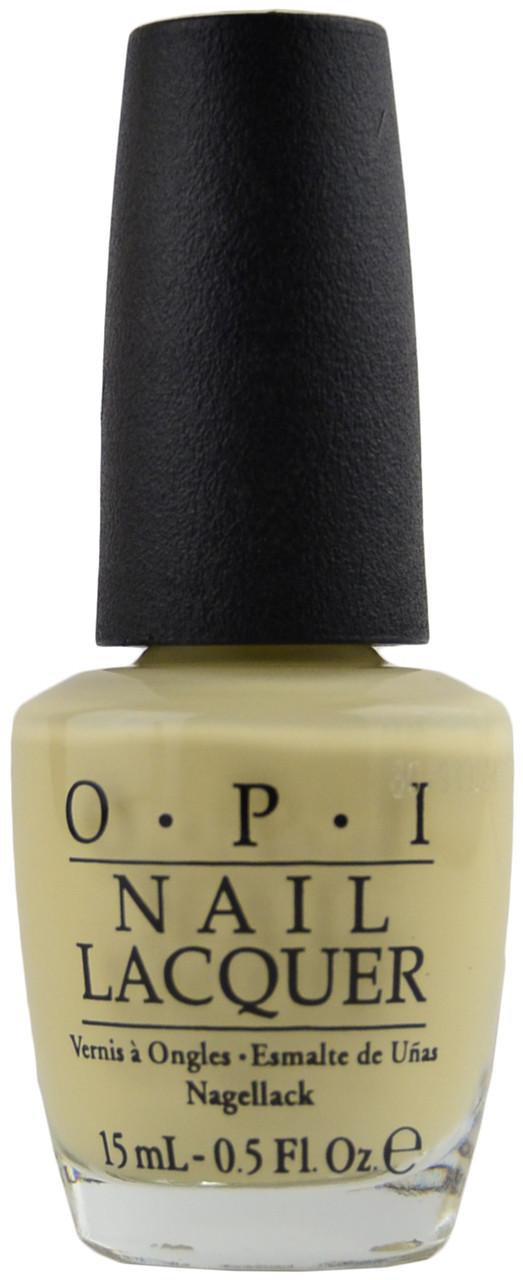 Opi One Chic Chick Free Shipping At Nail Polish Canada