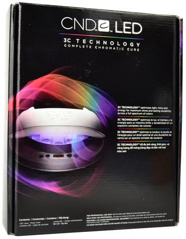 3C Technology LED Lamp By CND Shellac