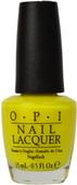 OPI No Faux Yellow