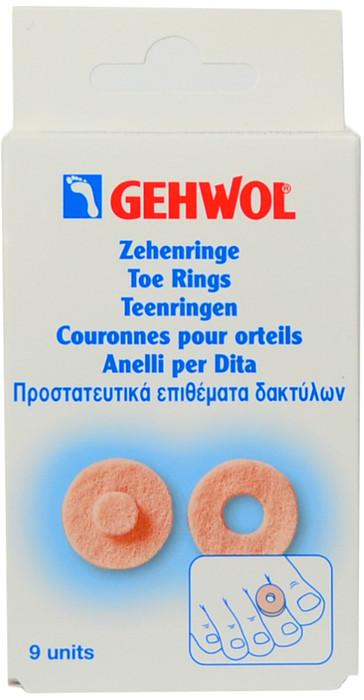 Gehwol Toe Rings (9-Pack)