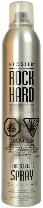 Biosilk Rock Hard Hard Styling Spray (10 oz. / 284 g)
