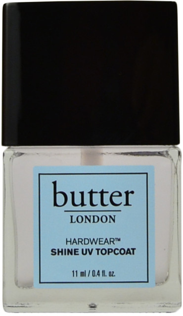 Butter London Hardwear Shine UV Topcoat (0.4 fl. oz. / 11 mL)