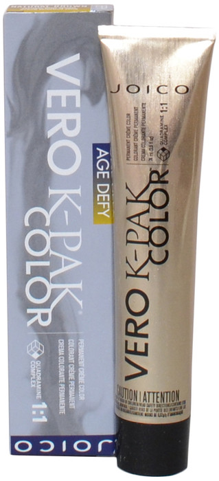 Joico Vero K-Pak Age Defy Medium Natural Brown 5NG+ Permanent Crème Color