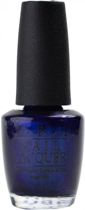 OPI Yoga-Ta Get This Blue! nail polish