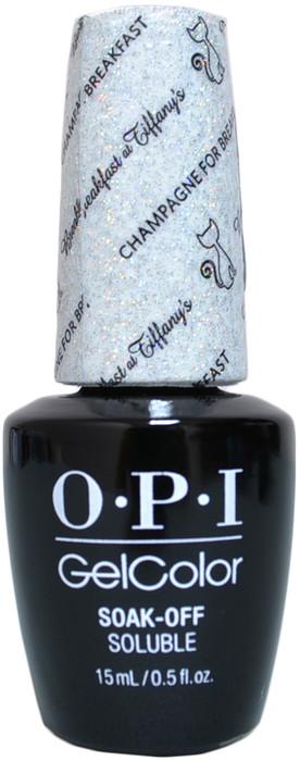 OPI Gelcolor Champagne For Breakfast (UV / LED Polish)