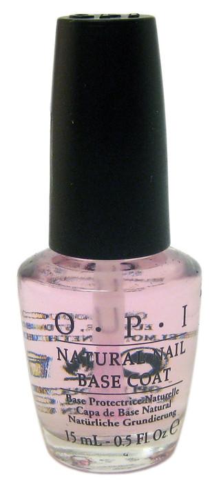 OPI Natural Nail Base Coat,, Free Shipping at Nail Polish Canada