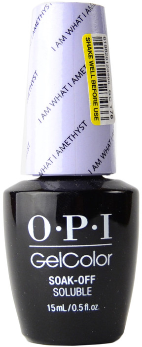 OPI Gelcolor I Am What I Amethyst (UV / LED Polish)