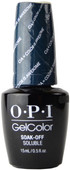 OPI Gelcolor CIA = Color Is Awesome (UV / LED Polish)