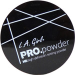 L.A. Girl Translucent Pro.Powder High Definition Setting Powder (0.17 oz. / 5 g)