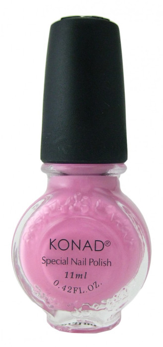 Pastel Pink (Special Polish) by Konad Nail Art