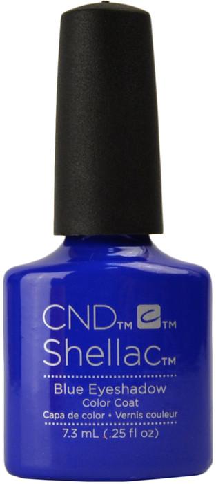 CND Shellac Blue Eyeshadow (UV / LED Polish)