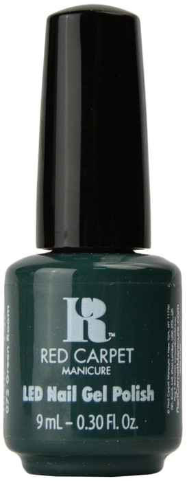 Red Carpet Manicure Green Room (UV / LED Polish)