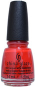 China Glaze Flame Boyant
