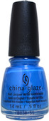 China Glaze I Truly Azure You