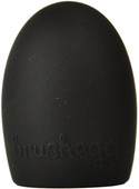 Brushegg Black Makeup Brush Cleaner