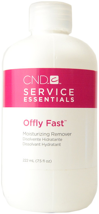 CND Shellac Offly Fast Nourishing Remover (222 mL / 7.5 fl. oz.)
