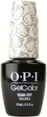 OPI Gelcolor Kitty White (UV / LED Polish)