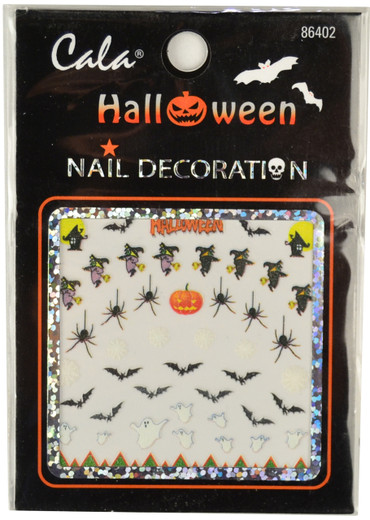 Cala Halloween #2 Nail Decal