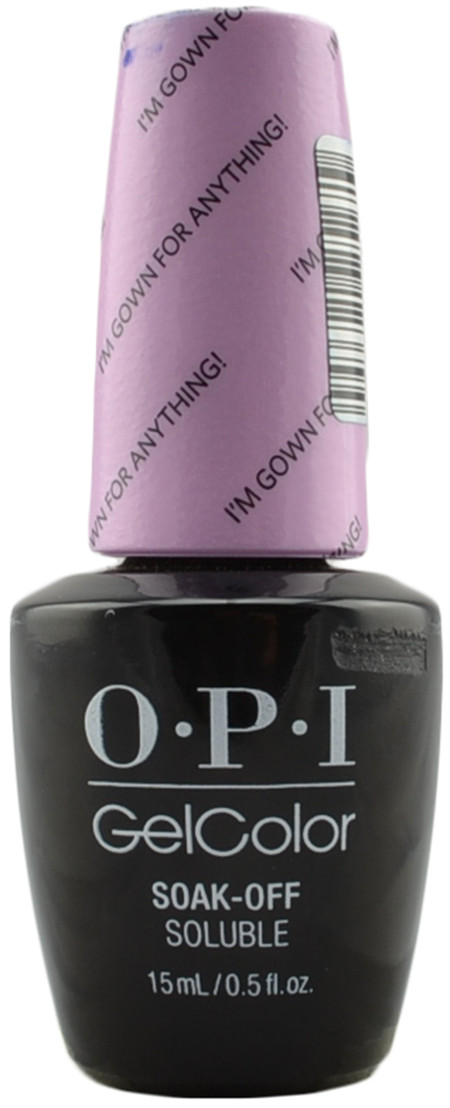 Opi Gelcolor Im Gown For Anything Uv Led Polish Free Shipping