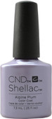 CND Shellac Alpine Plum (UV / LED Polish)