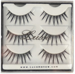 Luxe Lashes Bold & Semi Criss-Cross Luxe Lashes (3 Pairs)