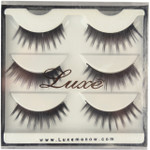Luxe Lashes Dark & Luscious Luxe Lashes (3 Pairs)