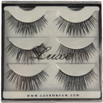 Luxe Lashes Semi Criss-Cross Luxe Lashes (3 Pairs)