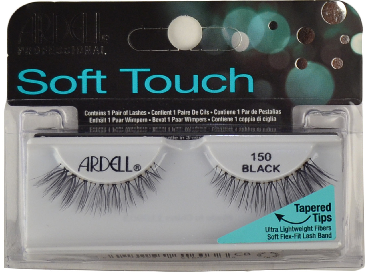 402a549daa1 Ardell Lashes Soft Touch 150 Black Ardell Lashes, Free Shipping at ...