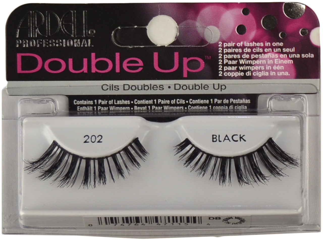 fa661e5b782 Ardell Lashes Double Up 202 Black Ardell Lashes, Free Shipping at ...