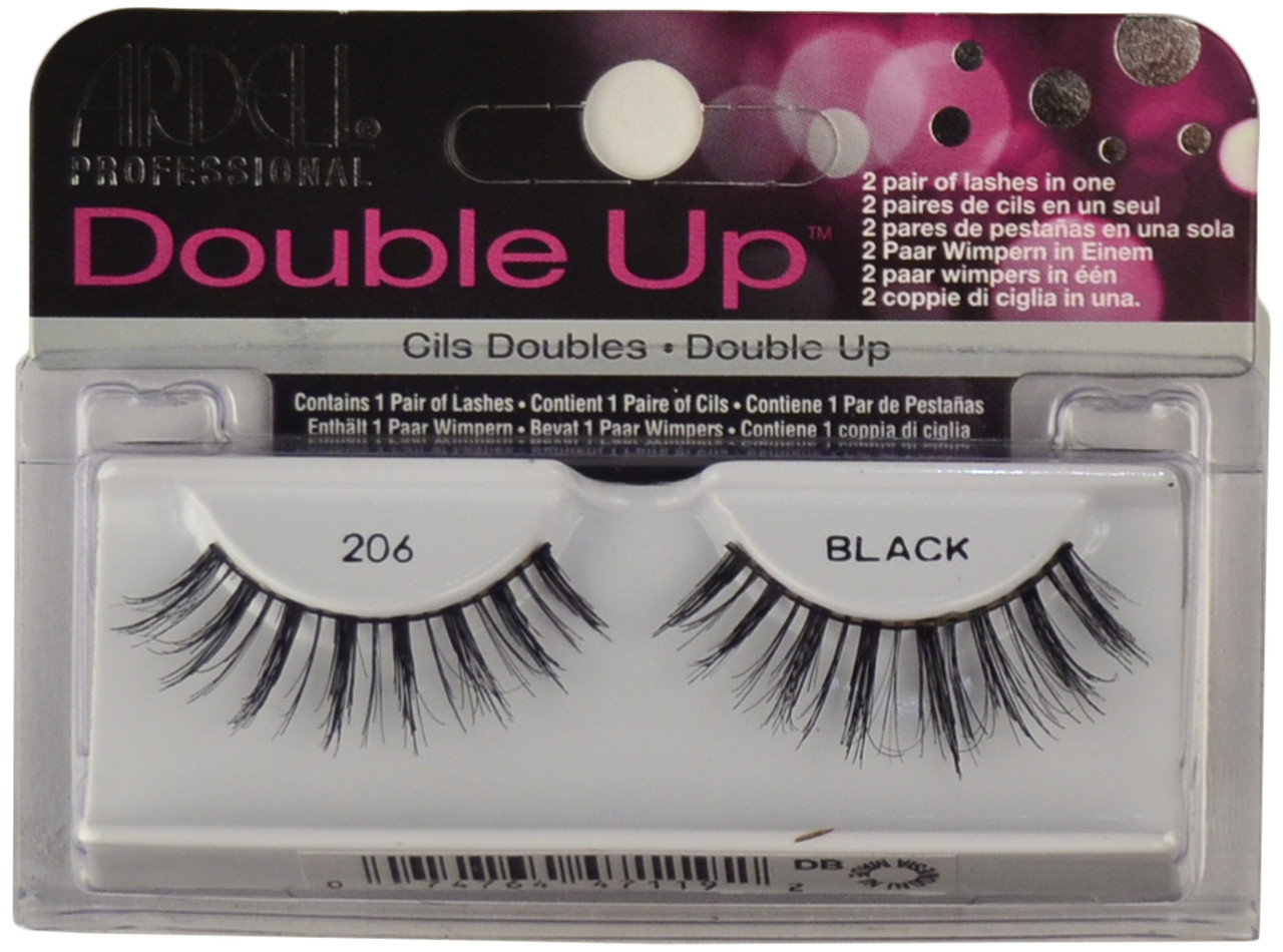 71c37fa18f1 Ardell Lashes Double Up 206 Black Ardell Lashes, Free Shipping at ...
