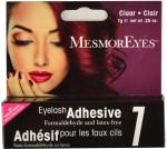 MesmorEyes Clear Eyelash Adhesive (0.25 oz. / 7 g)