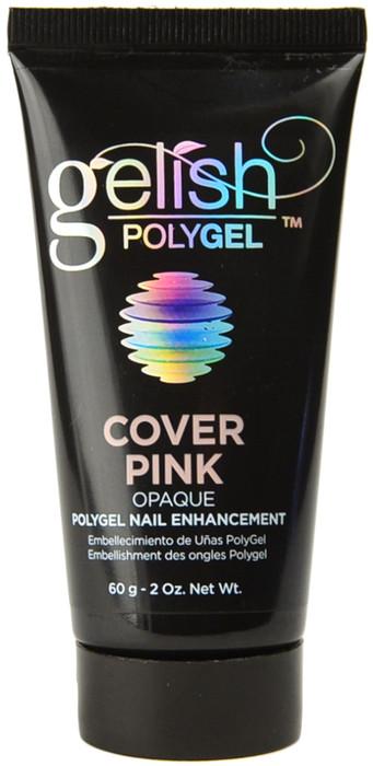 Gelish PolyGel Cover Pink Opaque PolyGel Nail Enhancement