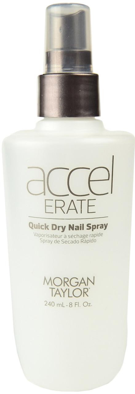 Morgan Taylor Quick Dry Nail Spray (8 fl. oz. / 240 mL), Free ...