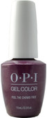 OPI GelColor Feel The Chemis-Tree (UV / LED Polish)