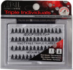 Ardell Lashes Triple Individuals Knot-Free Flares Medium Black Ardell Lashes